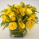 Hello Sunshine Flower Bouquet