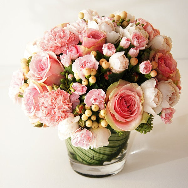 Pretty Pastels Flower Bouquet