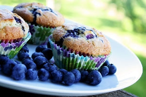 Celebrate Blueberry Muffin Day!