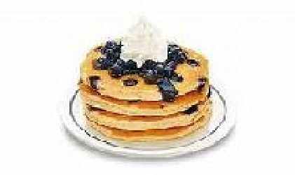 Blueberry Pancake Day! January 28