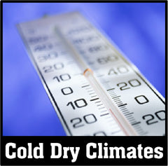 Cold Dry Climates