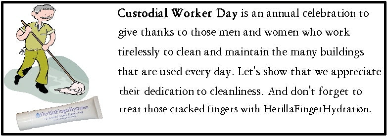 custodial worker day