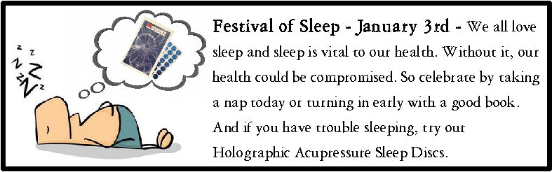 festival of sleep