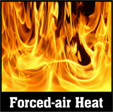 Forced-air Heat