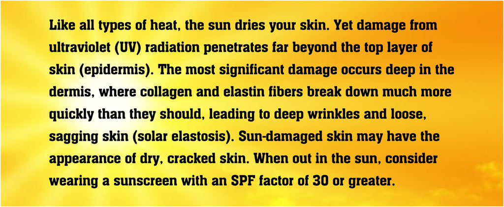 skin and sun exposure