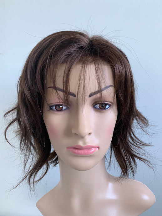 Customised Human Hair Wig