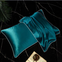 Load image into Gallery viewer, Mulberry Silk Pillowcase Top Quality Pillow Case 1 Pc Pillow Cover 48CM*74CM