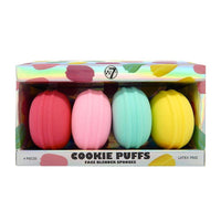 W7 Cookie Puffs - Face Blender Sponges