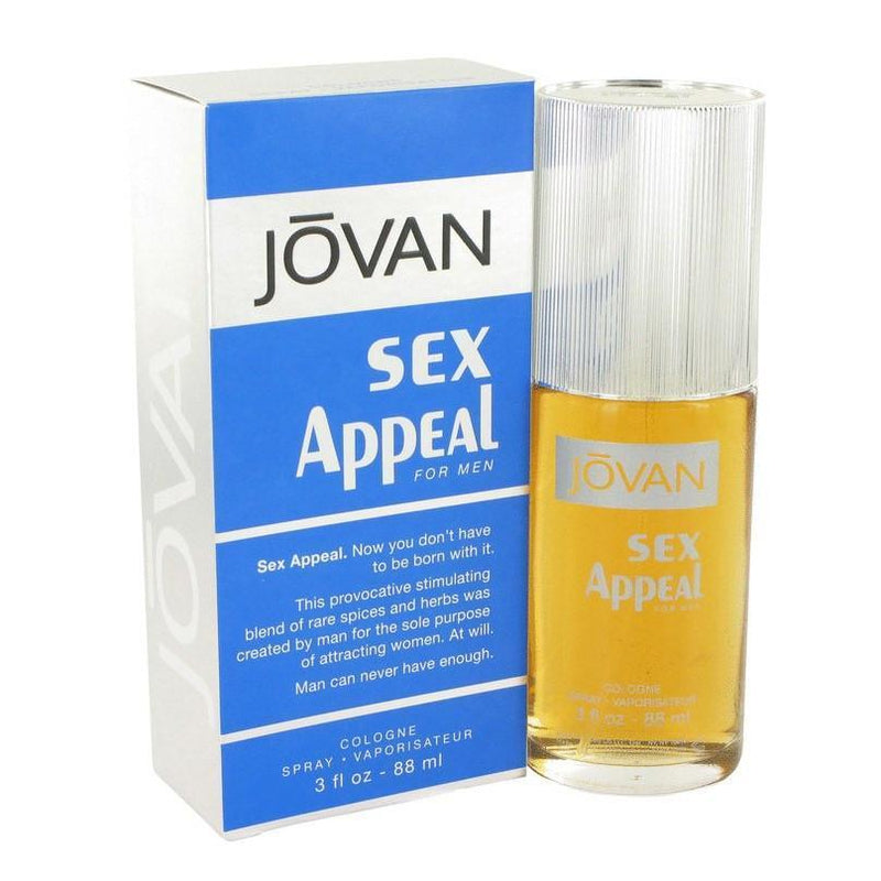 Jovan Musk Sex Appeal For Men 88ml Cologne