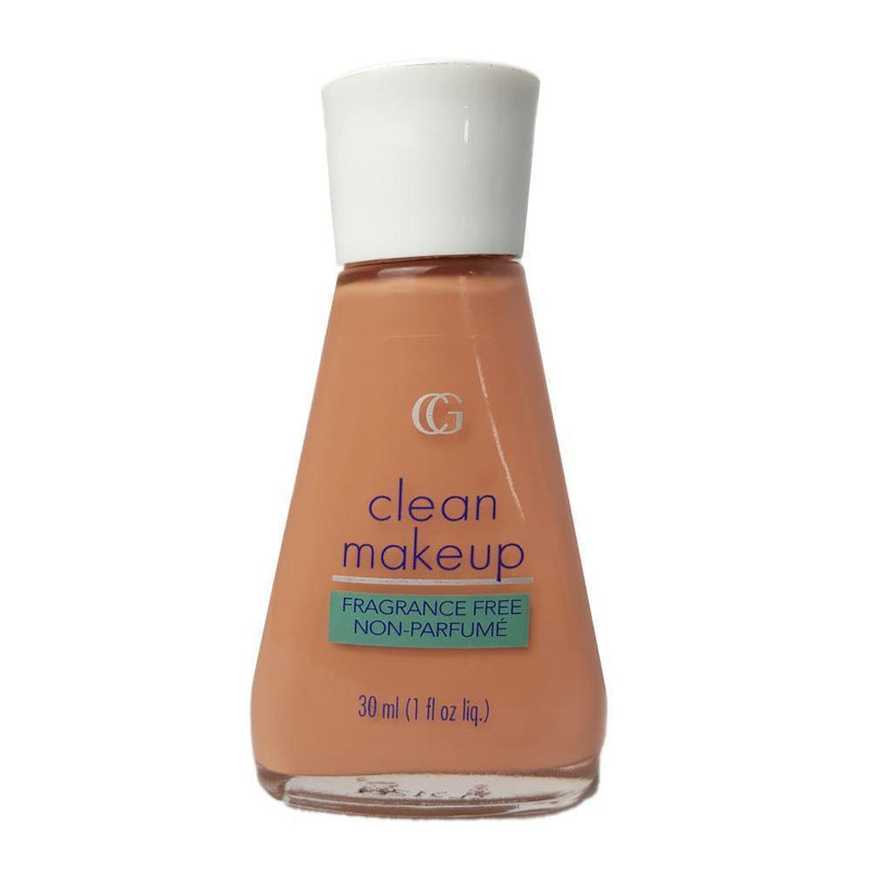 CoverGirl Clean Makeup Foundation Warm Beige
