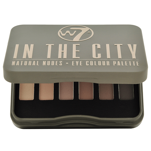 W7 In The City Eye Pallet