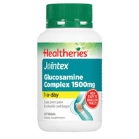 Healtheries Jointex Glucosamine Complex 1500mg - 60 Tablets