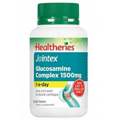 Healtheries Jointex Glucosamine Complex 1500mg - 200 Tablets