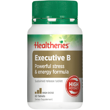 Healtheries Executive B - 60 Tablets
