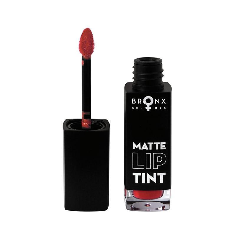 Bronx Matte Lip Tint #11 Red Wine