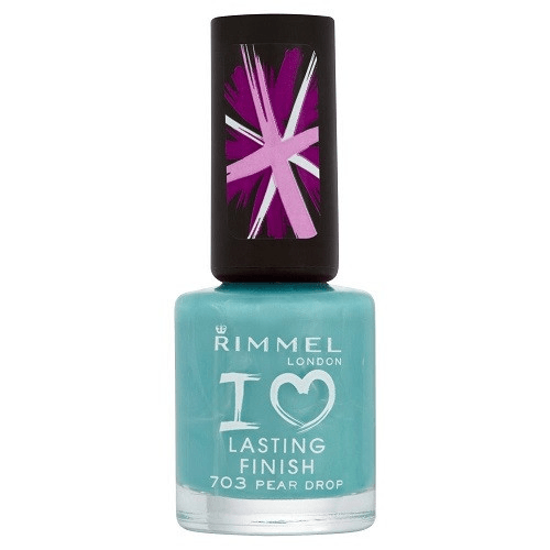 Rimmel Lasting Finish Nail Polish #703 Pear Drop