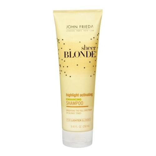 John Freida Sheer Blonde Brightening Shampoo