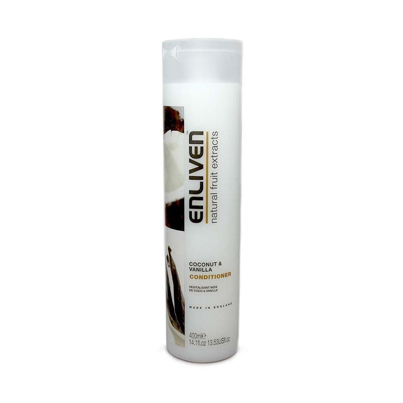 Enliven Coconut & Vanilla Conditioner 400ml