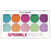 City Color Sprinkle Eye Shadow Palette