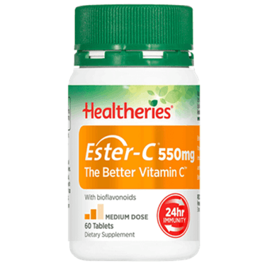 Healtheries Ester-C 550mg 60 Tablets