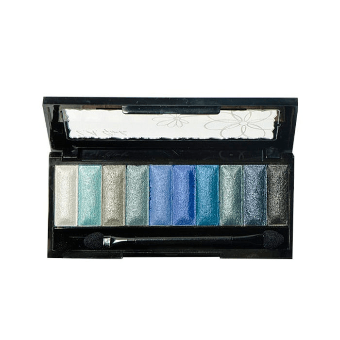 LA Girl 10 Color Eye Palette | Reflections