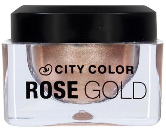 City Color Shadow & Highlight Mousse - Rose Gold