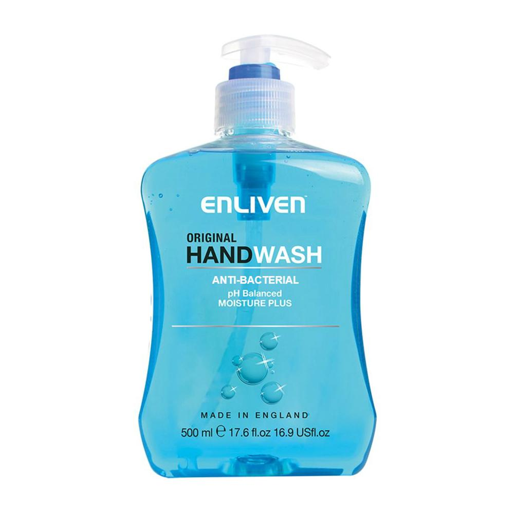 Enliven Original Anti-Bacterial Handwash 500ml