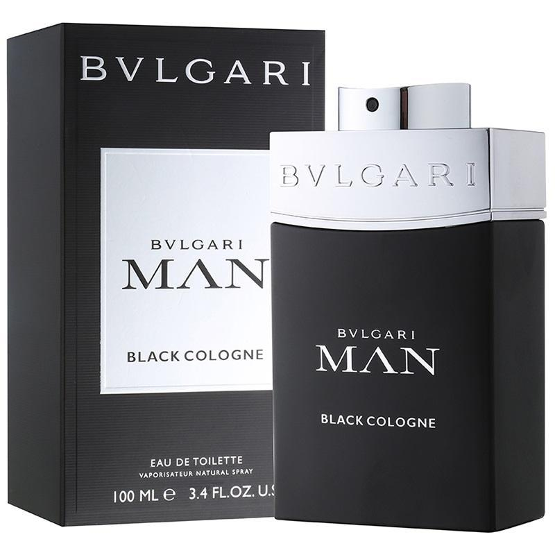 Bvlgari Man Black Cologne 100ml EDT
