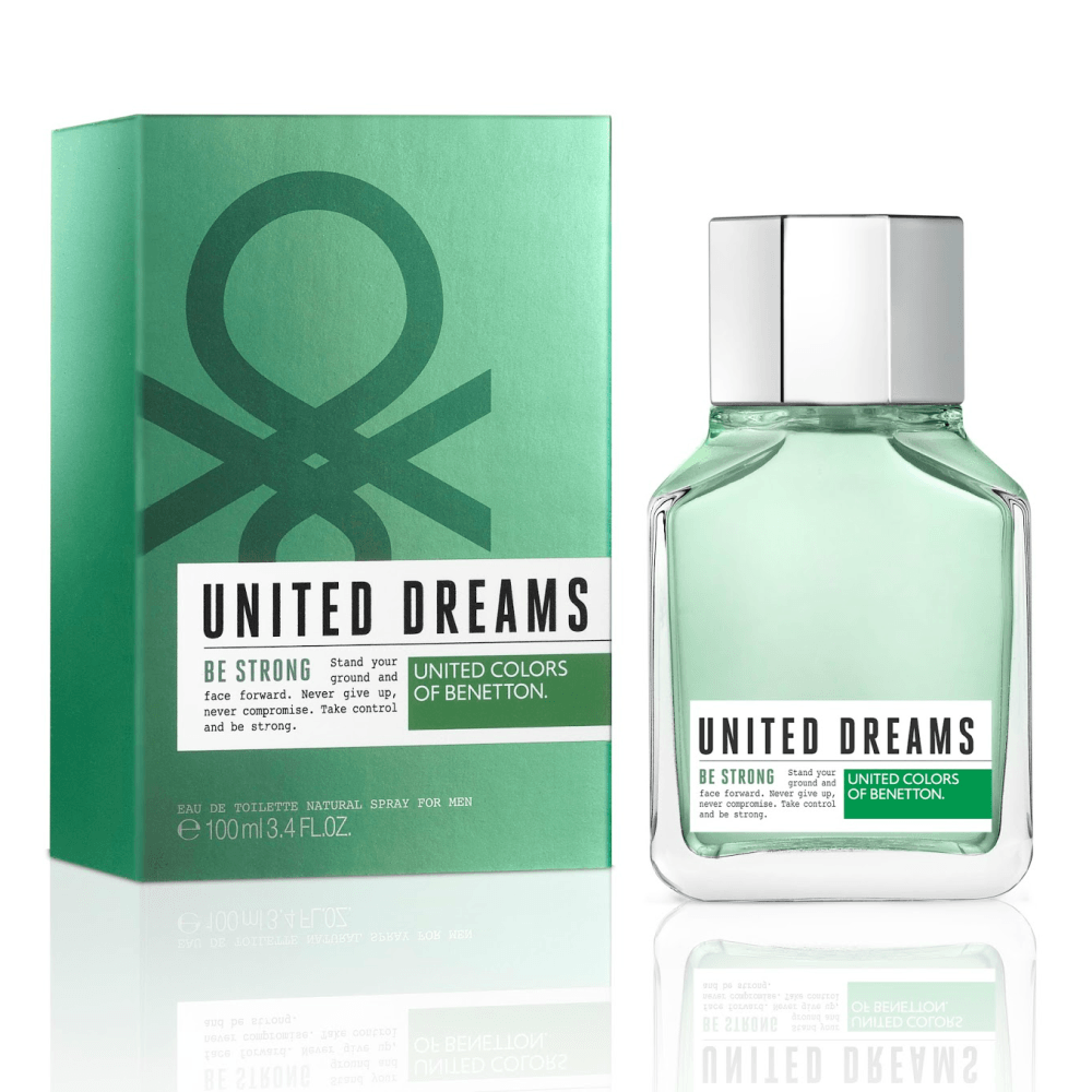 United Dreams Be Strong 100ml EDT