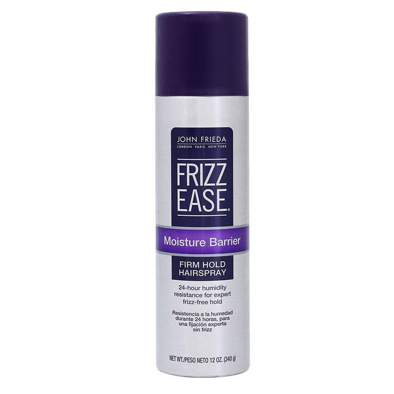 John Frieda Frizz-Ease Moisture Barrier Firm Hold Hairspray 12oz