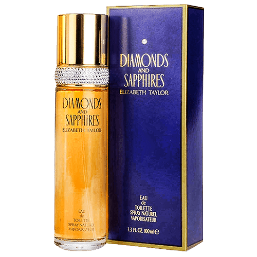 Elizabeth Taylor Diamonds & Sapphires 100ml EDT