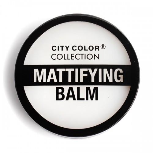 City Color Mattifying Balm Primer