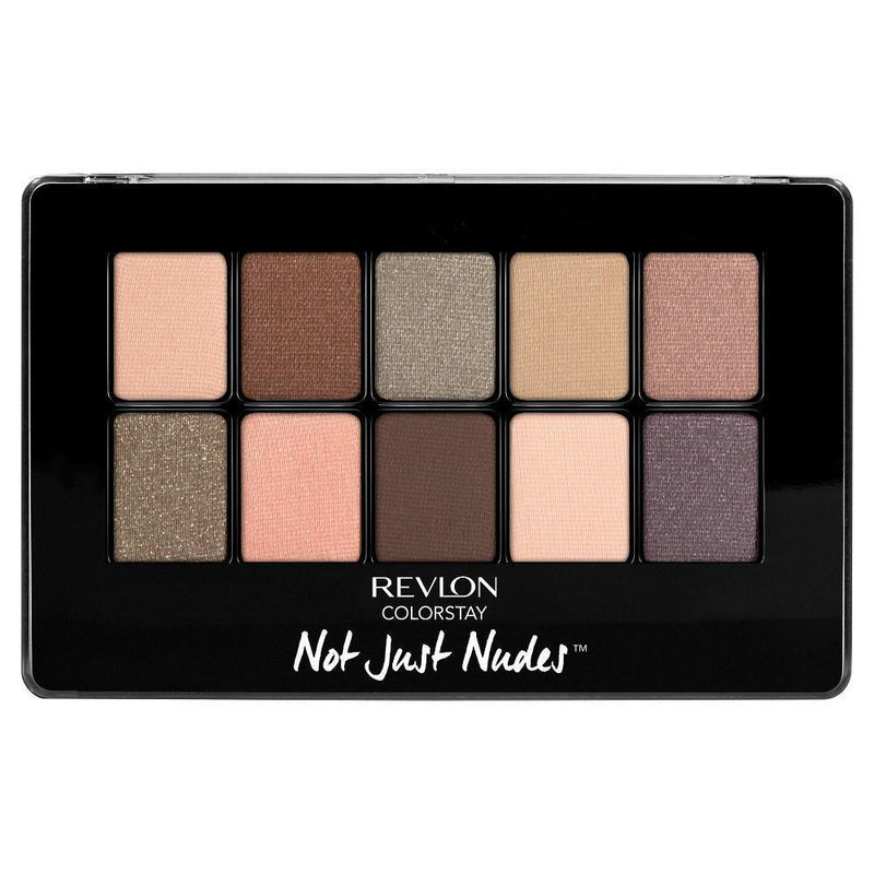 Revlon Colorstay Not Just Nudes Shadow Palette #02 Romantic Nudes