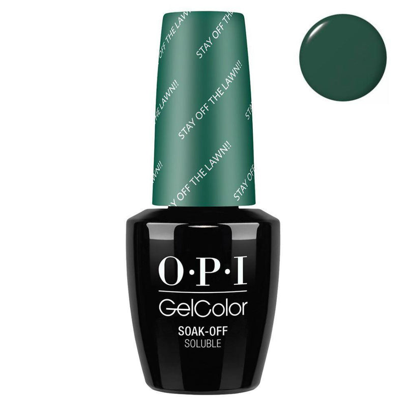OPI GelColor - Stay Off The Lawn!