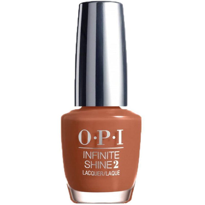 OPI INFINITE SHINE - BRAINS & BRONZE