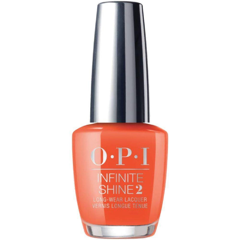 OPI INFINITE SHINE - SANTA MONICA BEACH PEACH