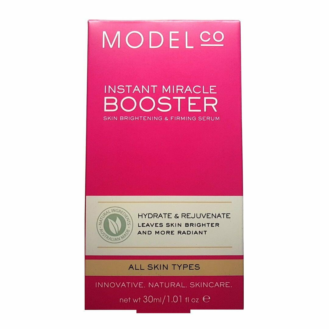Model Co Instant Miracle Booster Serum