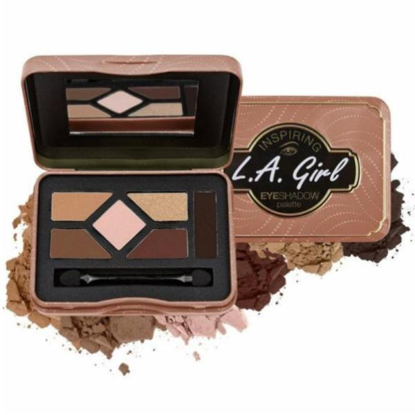 LA Girl Inspiring Eyeshadow Palette - Naturally Beautiful