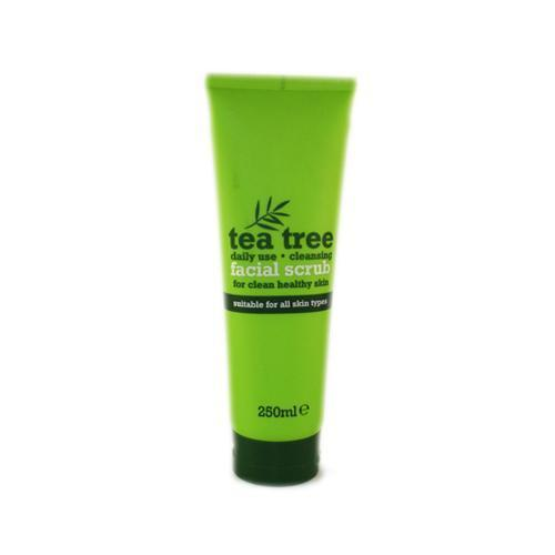 Xpel Tea Tree Cleansing Facial Scrub 250ml