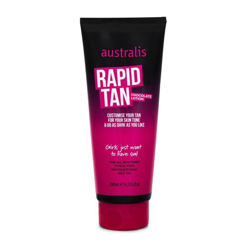 Australis Rapid Tan Chocolate Lotion 200ml
