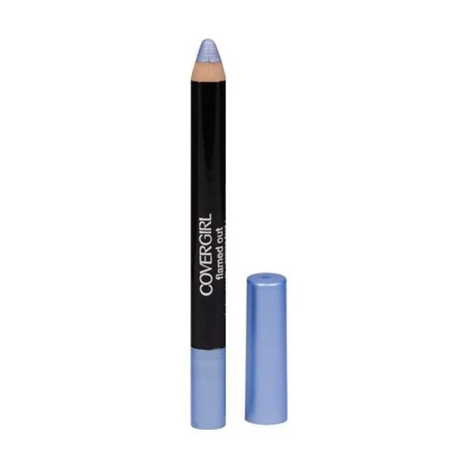 Covergirl Flamed Out Shadow Pencil #345 Ice Flame