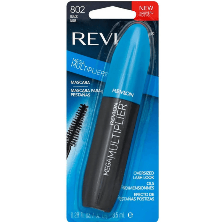 Revlon Mega Multiplier #802 Black