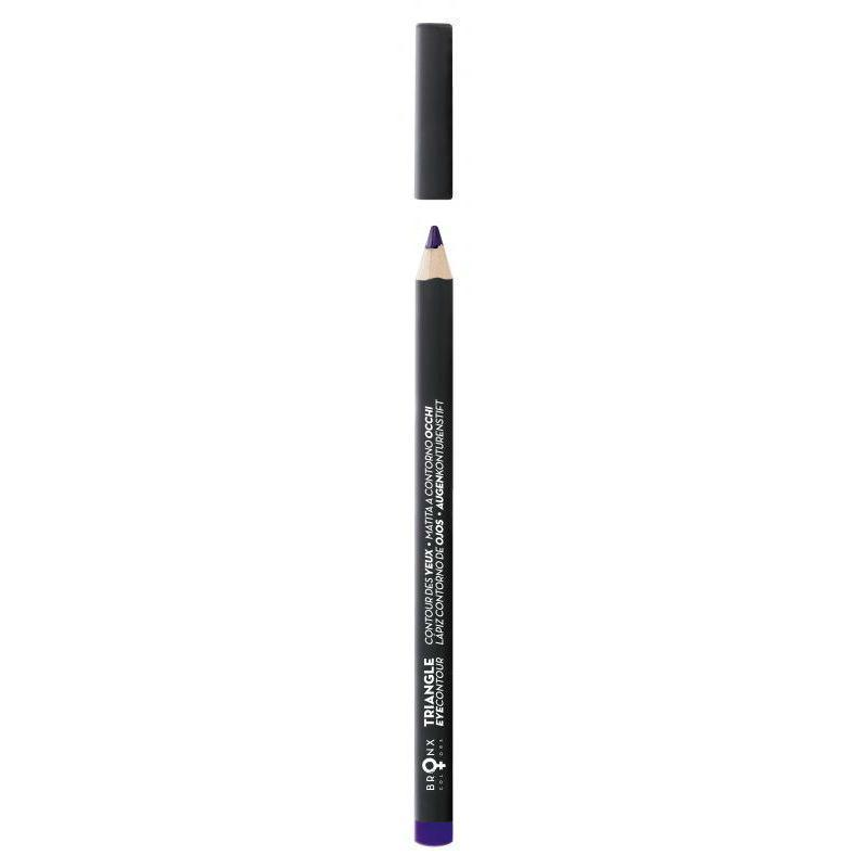 Bronx Triangle Eye Contour Pencil | Purpur