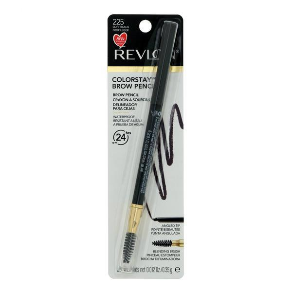 Revlon Color Stay Brow Pencil #225 Soft Black