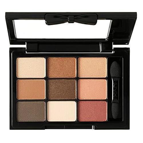 NYX Professional Makeup Love in Paris Eye Shadow Palette | Merci Beaucoup,