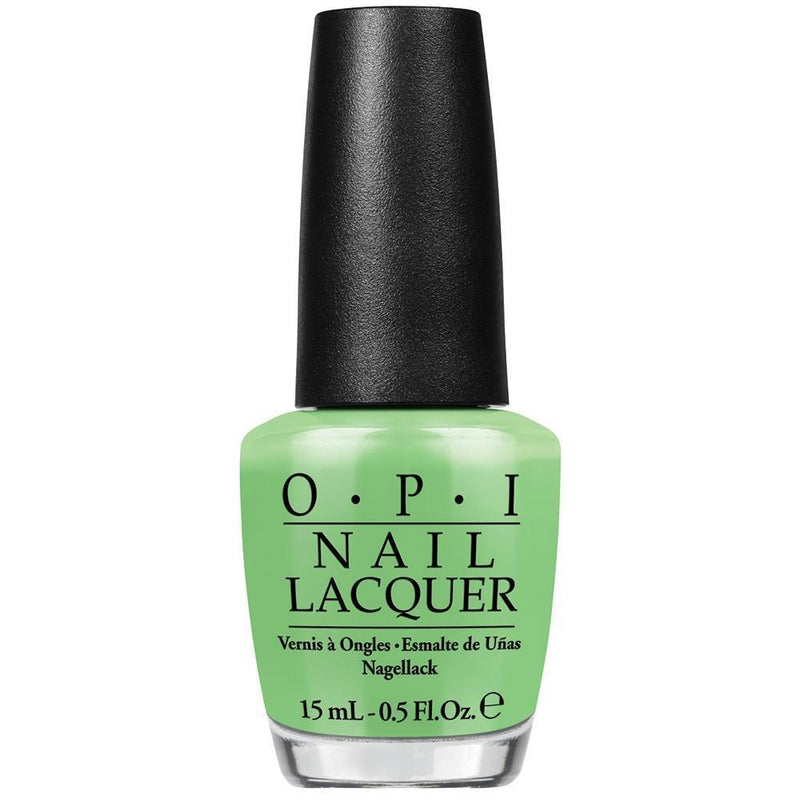 OPI Nail Lacquer Neon | You Are So Outta Lime