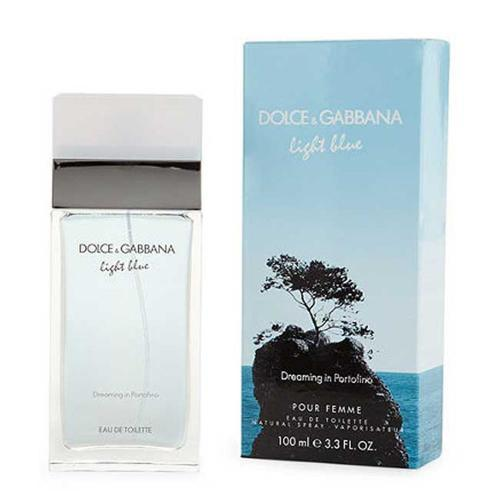 Light Blue Dreaming in Portofino by Dolce & Gabbana 100ml EDT