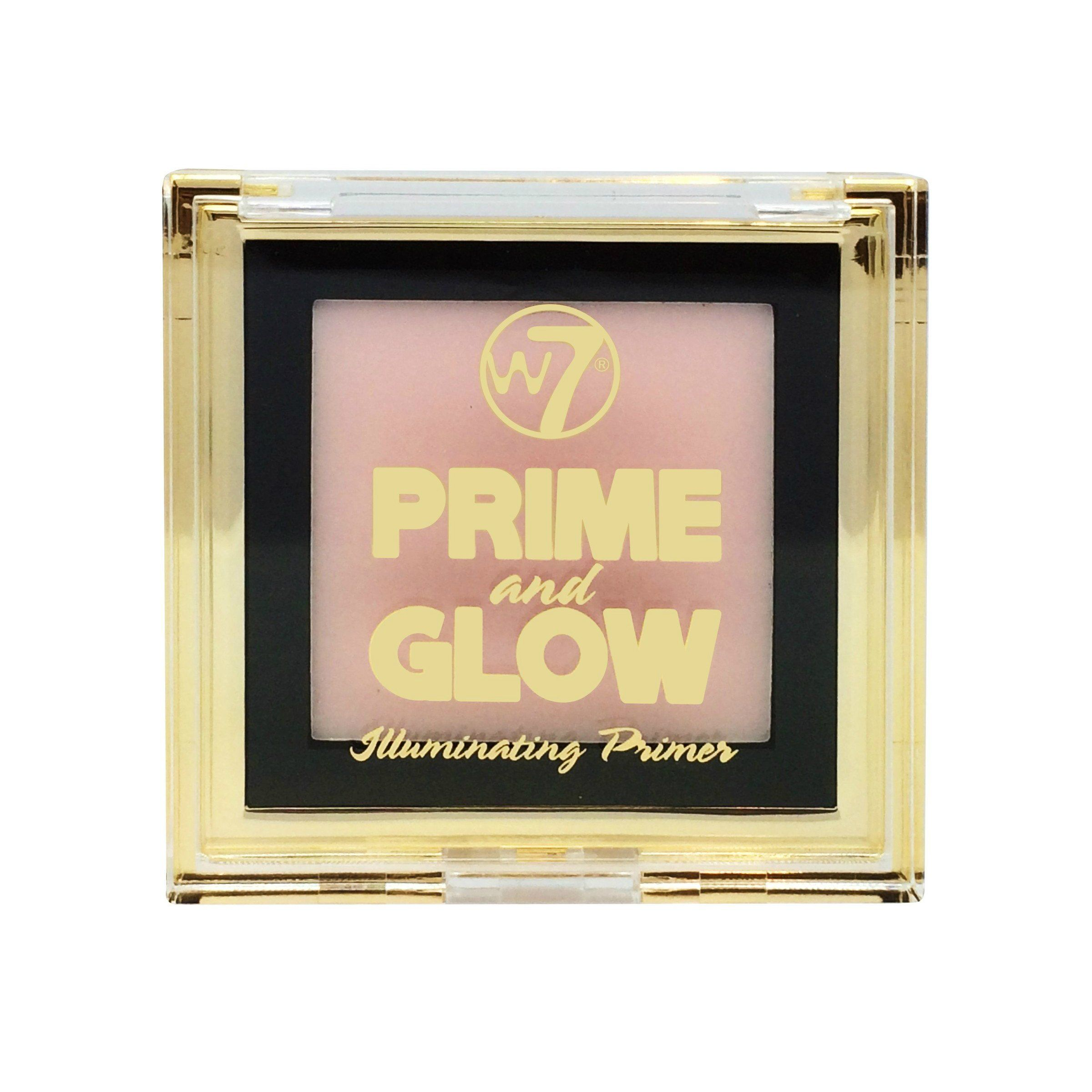 W7 Prime and Glow Illuminating Primer