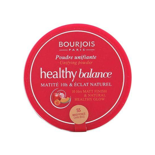 Bourjois Health Balance Compact Powder | Dark Beige