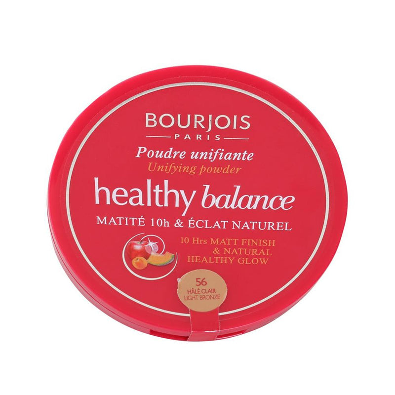 Bourjois Healthy Balance Compact Powder | Light Bronze